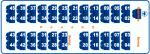 Туры в Разпределение мест в автобусе