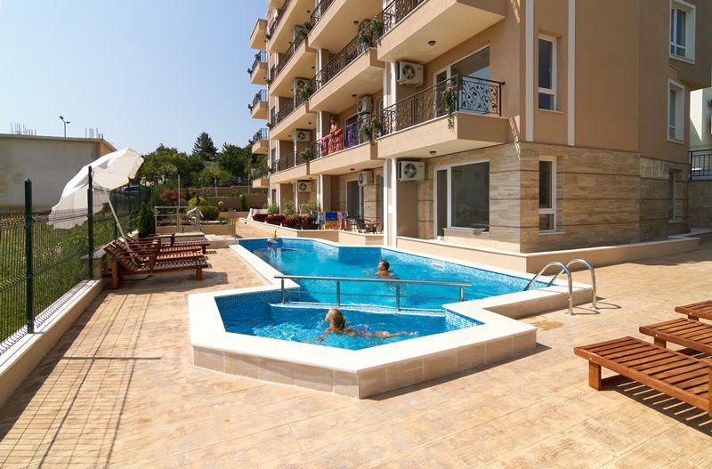 Byala Sun Residence - курорт Бяла: Фото большого размера - изображение 14