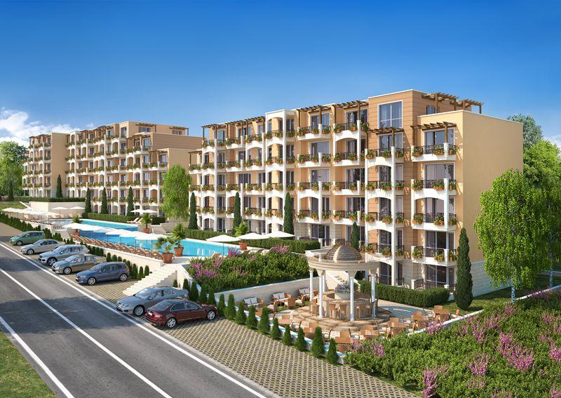 Byala Sun Residence - курорт Бяла: Фото большого размера - изображение 21