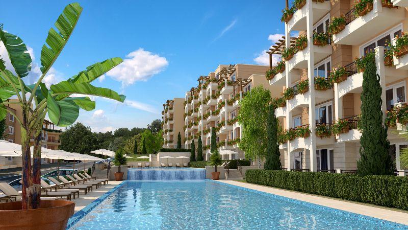Byala Sun Residence - курорт Бяла: Фото большого размера - изображение 23