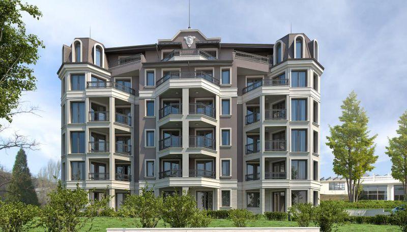 Жилой дом район Ален Мак, город Варна: Фото большого размера - изображение 3