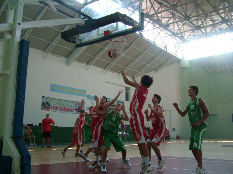 Баскетбольный  турнир ''Посейдон'' 11.08.21-20.08.21г.: Фото большого размера - изображение 4
