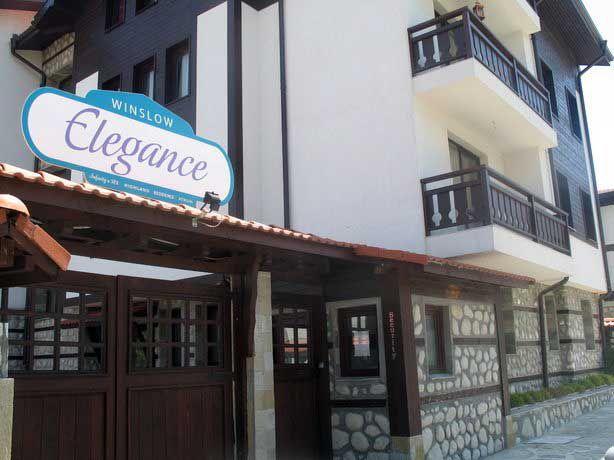 WINSLOW ELEGANCE Apart Hotel: Фото большого размера - изображение 12