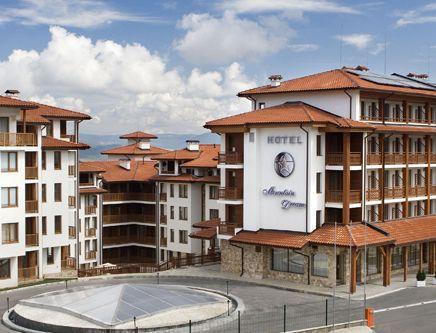 MOUNTAIN DREAM Apart  Hotel: Фото большого размера - изображение 5