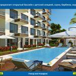Grand Hill Residence - город Варна, местность  Ален Мак: Фото - изображение 3