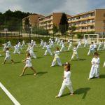 Детско-юношеский спортивный лагерь